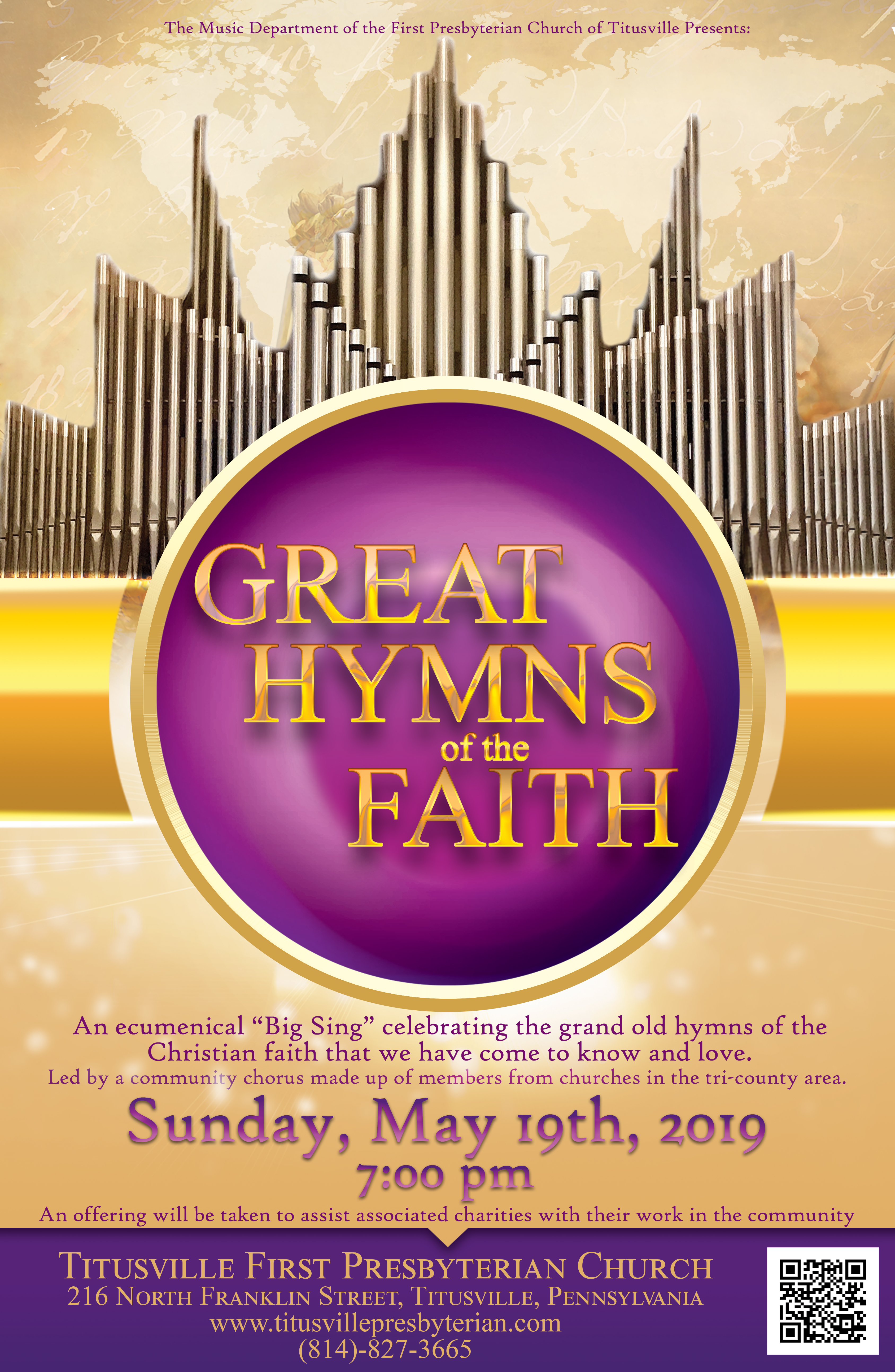 Great Hymns 2019